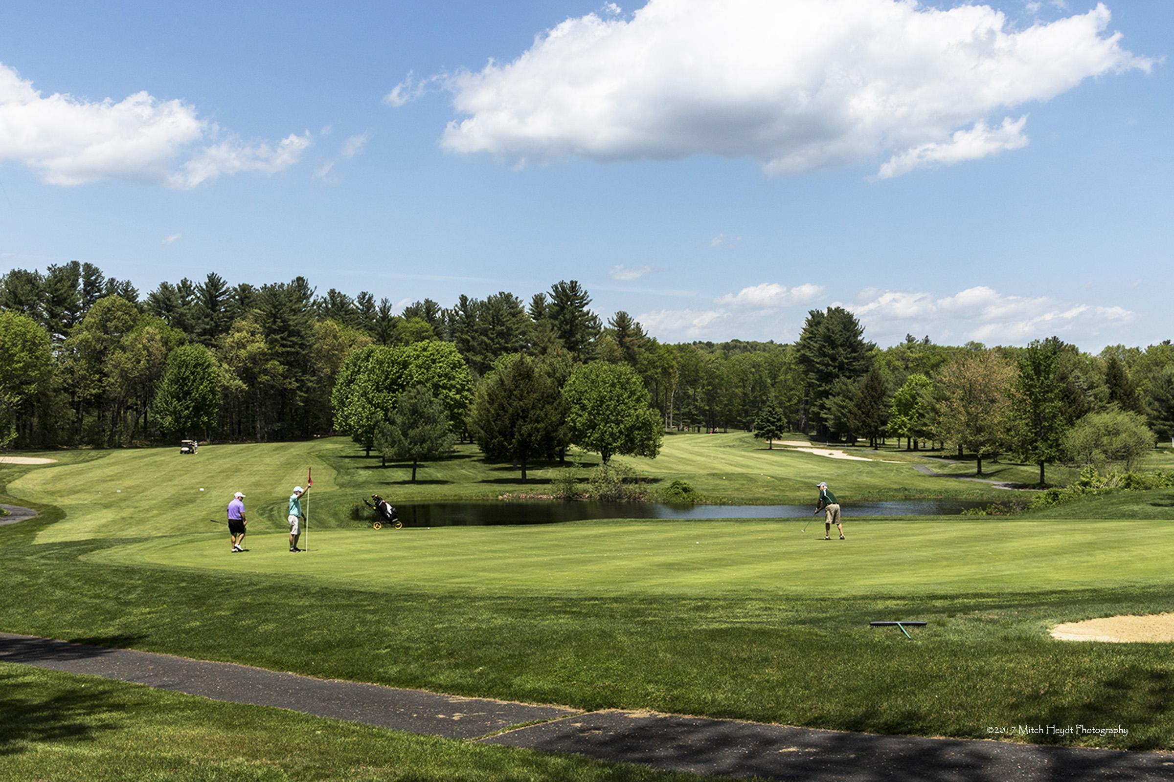 Butternut golf course