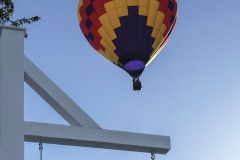 Arbor Glen Sign-2-Hot Air Balloon